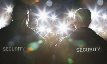 armed and unarmed event security management services